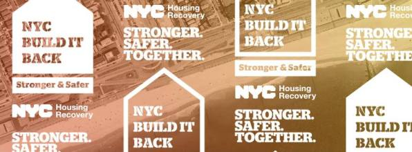 Cover Photo, NYC Build it Back Facebook page