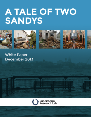 A Tale of Two Sandys: Cover Image